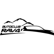 Наклейка RAV4 Club, фото 1