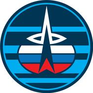 Наклейка ВКС Органы Военного Управления, фото 1