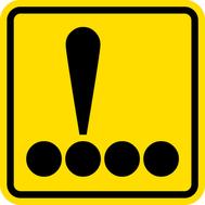 Наклейка Начинающий водитель (прикол), фото 1