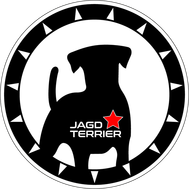 Наклейка JAGDTERRIER, фото 1
