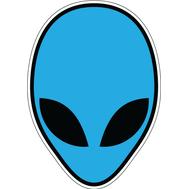 Наклейка Alien, фото 1