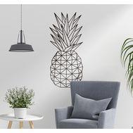 Наклейка Геометрический ананас, фото 1