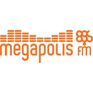 Наклейка Radio Megapolis без фона, фото 1