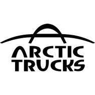 Наклейка Arctic Trucks вертикальная, фото 1