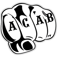 Наклейка ACAB, фото 1