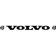 Наклейка Volvo на лобовое стекло, фото 1