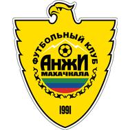 Наклейка ФК Анжи Махачкала, фото 1