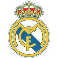 Наклейка Real Madrid FC, фото 1