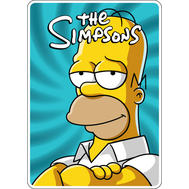 Наклейка The Simpsons Season 6, фото 1
