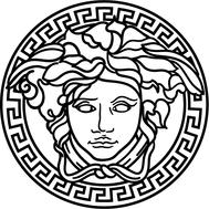 Наклейка Versace, фото 1