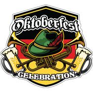 Наклейка OktoberFest, фото 1