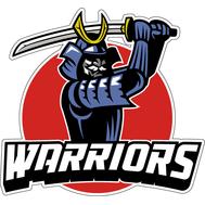 Наклейка Warriors, фото 1