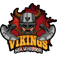 Наклейка Vikings Sea Warrior, фото 1