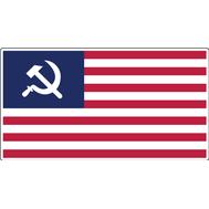 Наклейка Соединенные Штаты России, фото 1