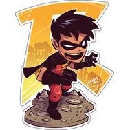 Стикер DC Робин, фото 1