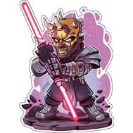 Стикер Star Wars Саваж Опресс, фото 1