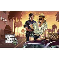 Наклейка GTA, фото 1