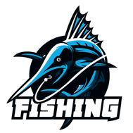 Наклейка Fishing, фото 1