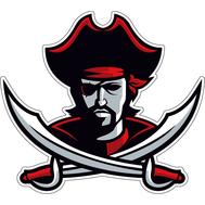 Наклейка Пират в треуголки, фото 1