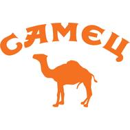 Наклейка Антибренд Camel, фото 1