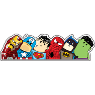 Наклейка Супергерои, фото 1