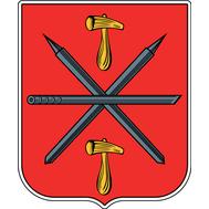 Наклейка Герб города Тула, фото 1