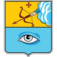 Наклейка Герб города Глазов, фото 1