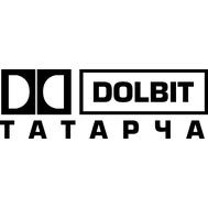 Наклейка Долбит татарча, фото 1