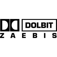 Наклейка Долбит за**ись, фото 1
