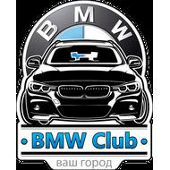 Наклейка BMW Club, фото 1