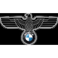 Наклейка Reichsadler BMW, фото 1