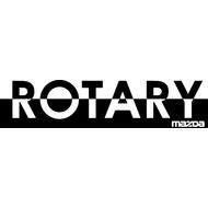 Наклейка Rotary Mazda, фото 1