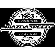 Наклейка Mazdaspeed Racing Heritage, фото 1