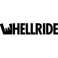 Наклейка Hellride, фото 1