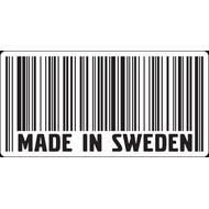 Наклейка Made in Sweden, фото 1