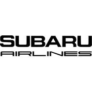 Наклейка Subaru Airlines, фото 1