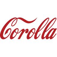 Наклейка Corolla, фото 1