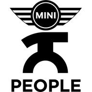 Наклейка Mini people, фото 1