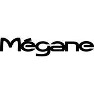 Наклейка Megane, фото 1
