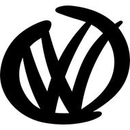 Наклейка VW, фото 1
