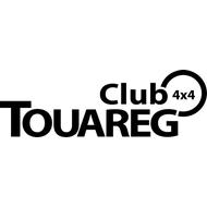 Наклейка Touareg club, фото 1