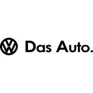 Наклейка Das auto, фото 1