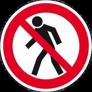 Наклейка Знак P 03, фото 1