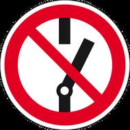 Наклейка Знак P 10, фото 1