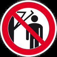 Наклейка Знак P 32, фото 1