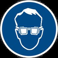 Наклейка Знак М 01, фото 1