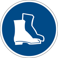 Наклейка Знак М 05, фото 1