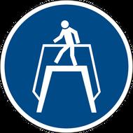 Наклейка Знак М 12, фото 1
