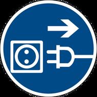 Наклейка Знак М 13, фото 1