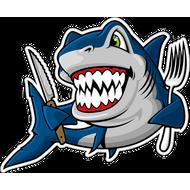 Наклейка Акула-009, фото 1